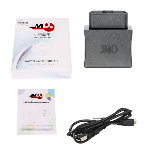 Handy Baby Hand-held Auto Clé Programmeur Pour 4D/46/48 Chips Plus JMD Assistant OBD Adapter