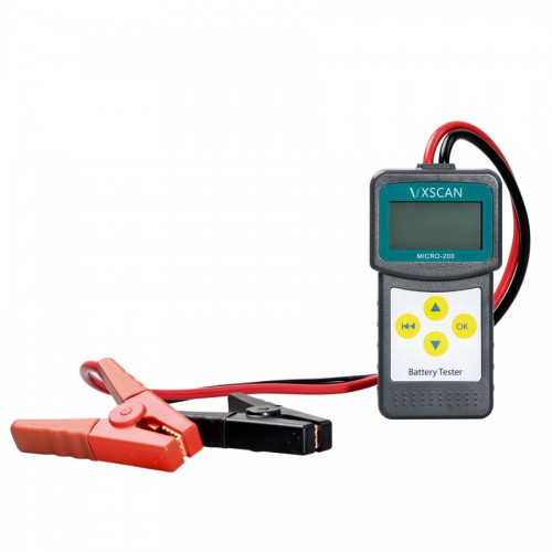 MICRO-200 Car Battery Conductance Tester/Analyzer for 12 Volt Vehicles Multi-language