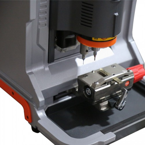 Original Xhorse Français iKeycutter CONDOR XC-MINI Master Séries Automatique Key Cutting Machine Mise A Jour En Ligne