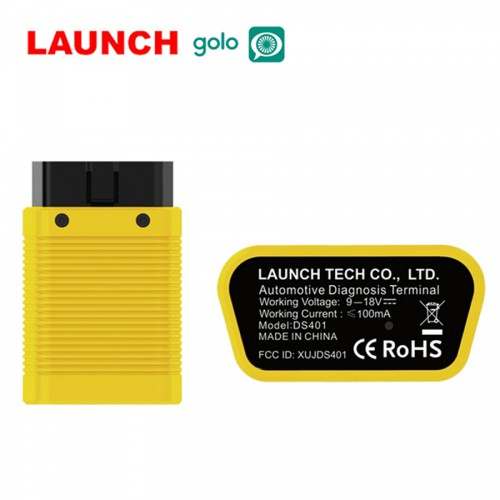 Launch X431 EasyDiag 3.0 Plus OBD2 Bluetooth Pour Android Scanner