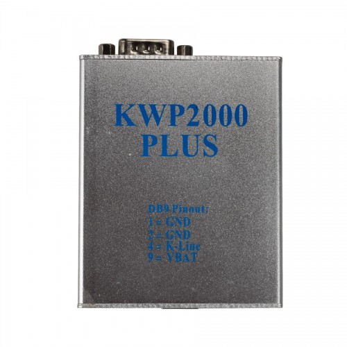 KWP2000 Plus ECU REMAP Flasher Tunning Free Shipping