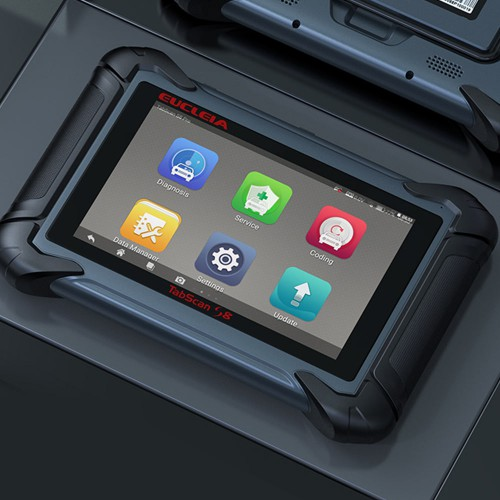 EUCLEIA TabScan S8 Pro Automotive Intelligent Dual-mode Diagnostic System