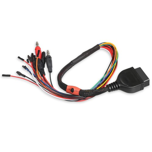 MPPS V18 OBD Breakout ECU Bench Pinout Cable