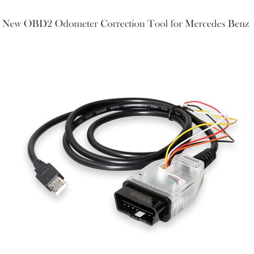 New OBD2 Odometer Correction for 2015-2017 Benz Mileage Correction Tool