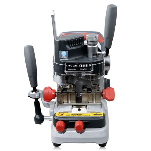 Xhorse Dolphin XP007 Key Cutting Machine With Built-in Lithium Battery avec 10pcs Super Chip