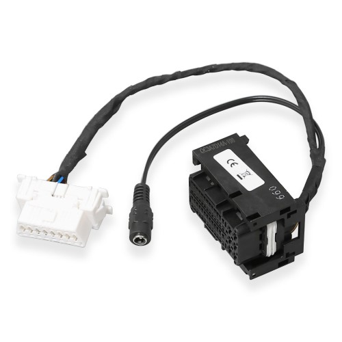BMW ISN DME Cable for MSV  Works With VVDI2 Commander/CGDI Prog CAS4 Programmer read ISN on bench