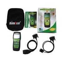 U381 LIVE DATA Scanner Auto Code Reader OBD2 Free Shipping