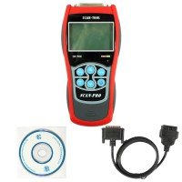 Code Reader Scanner tool OBD-II EOBD English/Spanish Free shipping