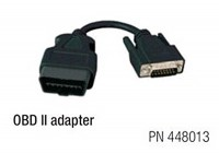 PN 448013 OBDII Adapter for NEXIQ 125032 USB Link + Software Diesel Truck Diagnose and VXSCAN V90