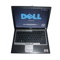 Dell D630 Core2 Duo 1,8GHz, WIFI, DVDRW Second Hand Laptop Sans Disque Dur