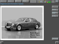 Rolls Royce 200301-200901 Software