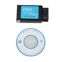ELM327 2.1 Bluetooth Version CAN BUS EOBD/OBDII Scan Tool