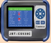 Original JBT-CS538C Vehicle Scanner Auto Diagnostic Tool Scanner