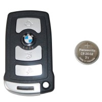 YH BM7 Key for BMW 7 Series 315MHZ/433MHZ/868MHZ
