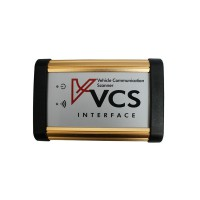 VCS Vehicle Communication Scanner Interface Plus Full adapter