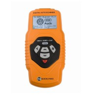 Multilingual OBDII Scanner T55 (updatable)