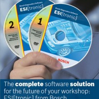 For Bosch ESI(tronic) 2013 Q1 4 DVD multilingue