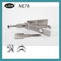 LISHI Peugeot NE78 2-in-1 Auto Pick and Decoder