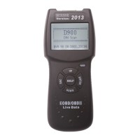 D900 CANBUS OBD2 Code Reader 2013.1 Version Classe E
