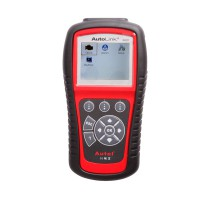 French Autel AutoLink AL609 ABS CAN OBDII Diagnostic Tool