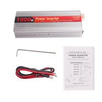 1000W USB Car Inverter DC 12V to AC 220V