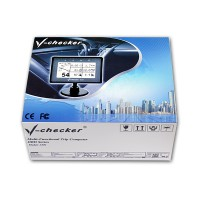 V-Checker A302 Multi-Function Trip Computer for VW Audi Skoda