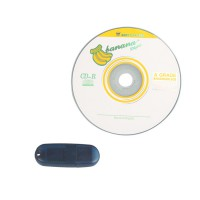 For SAAB TIS2000 CD and USB Key for GM TECH2 SAAB Car Model