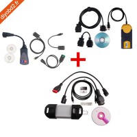 Lexia-3 V48 PP2000 Plus Multidiag Access 2015.1 Plus Can Clip Renault 176