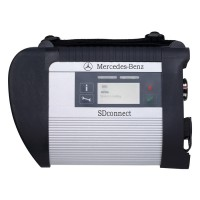 MB SD Connect Compact 4 Star Diagnosis Sans Disque Dur