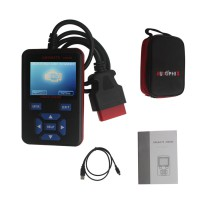 OBDMATE OM580 OBDII/EOBD Code Read Scanner Multi-Language