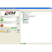 ECM TITANIUM V1.61 China Clone ECU Chip Tuning avec 18475 DRIVER