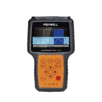 Foxwell NT623 AutoMaster Pro French & Italian-Makes All System Scanner
