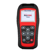 French Autel MaxiTPMS TS501 TPMS Diagnostic And Service Tool Free Update Online