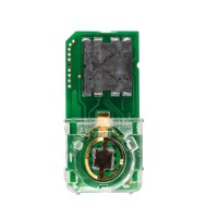 smart card board 4buttons 314.3MHZ Pour Toyota