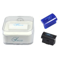 Newest MINI ELM327 Interface Viecar 2.1 OBD2 Bluetooth Auto Diagnostic Scanner Support Android/Windows