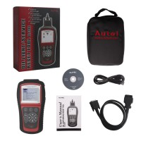 Français Autel OLS301 Oil Light And Service Reset Tool Support Online Update