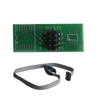 SOIC8 SOP8 Test Clip with Adapter for For 24 93 25 26 Series Chip