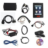 Genius Et Flash Point OBDII/BOOT Protocoles ECU Programmeur De Calculateur Touch Map