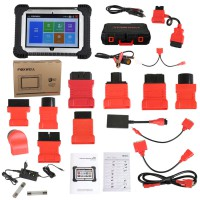 (Nouvel An Promo)Français Foxwell GT80 Next Generation Diagnostic Platform