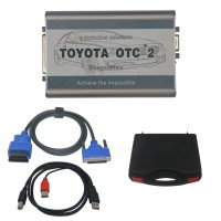 TOYOTA OTC 2 Scan Tool with Latest  V11.020.019 Software for all Toyota and Lexus Diagnose and Programming