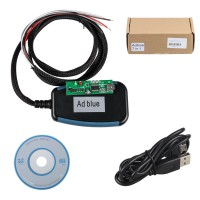 Adblueobd2 Emulateur Emulator 7-in-1 with Programing Adapter