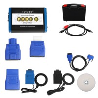 Fly FVDI 2 Commander for DAF with Free Hyundai/ Kia and TAG Key Tool Software