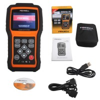 Foxwell Multi-Application Service Tool NT4021 including Oil Light Reset/EPB Service/Battery Configuration Francais