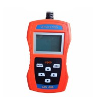 V300 CAN OBDII/EOBD Code Reader