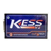 V2.47 Kess V2 Firmware V5.017 Version En Ligne Supporte 140 Protocoles Illimité Token