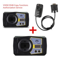 Xhorse VVDI2 Key Commander Plus VVDI2 48 Chip Copy Fonction