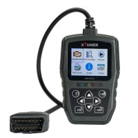 Original XTUNER AM1011 Français OBDII/EOBD Plus Code Reader