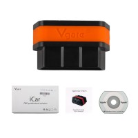 2016 Vgate iCar 2 WIFI version ELM327 OBD2 Code Reader iCar2 for Android/ IOS/PC