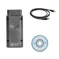 Opcom OP-Com 2014V Can OBD2 Opel Firmware V1.45 with PIC18F458 Chip Supporte Mise à Jour Du Firmware