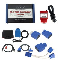 OBD Terminator Full Version Free Update Online with Free J2534 Softwares